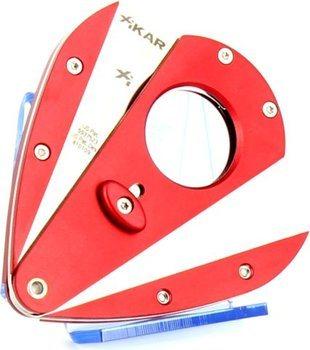 Cortapuros de doble hoja Xikar 1 (Xi1 rojo)