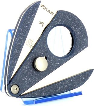 Cortapuros de doble hoja Xikar 2 (Xi2 azul)