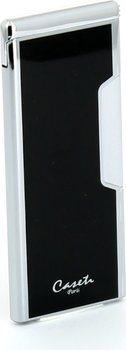 Caseti Piezo Slim (cromo/negro)