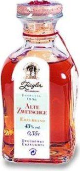 Ziegler Zwetschge añejo de ciruela 0,35l - Jg. 1996 - Eau de vie