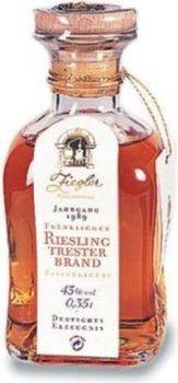 Ziegler Riesling Trester franconiano 0,05l - Eau de vie